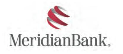 Meridian bank ipo filing